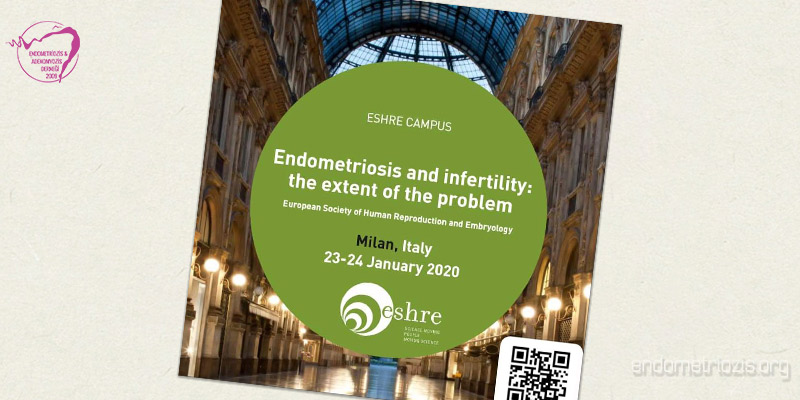 Endometriosis and infertility: the extent of the problem 23-24 January 2020